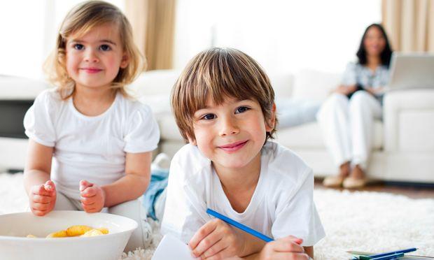 Όταν το παιδί δεν προλαβαίνει ούτε να φάει!