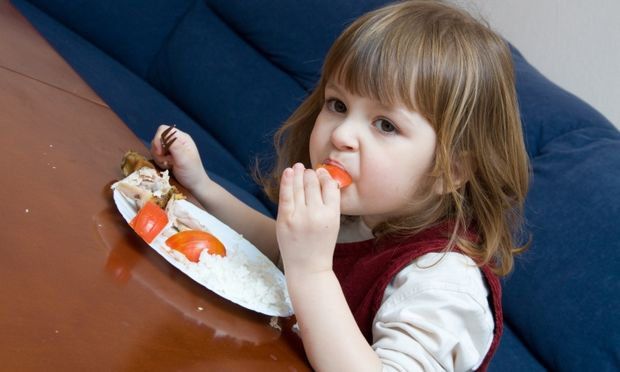 Πόσο πρέπει να τρώει το παιδί μου καθημερινά;