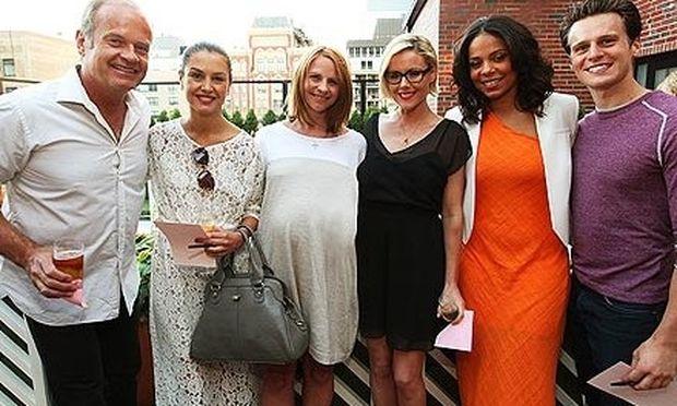 Kelsey Grammer: Ένα πάρτι εγκυμοσύνης για τη γυναίκα του