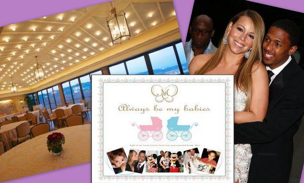 Mariah Carey: Το πάρτι της για την εγκυμοσύνη ήταν αυστηρά για ενήλικες!