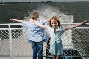 Ταξίδι με το παιδί στο καράβι