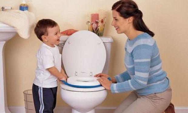 Είναι έτοιμο το παιδί μου να βγάλει την πάνα;