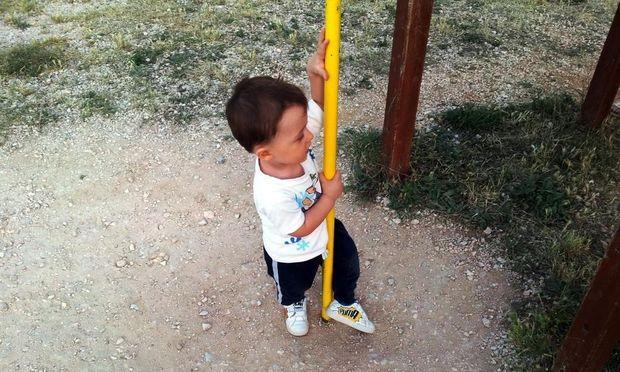 Pole dancing...
