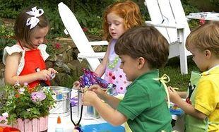 Πάρτι με δραστηριότητες και αθλήματα για κάθε ηλικία