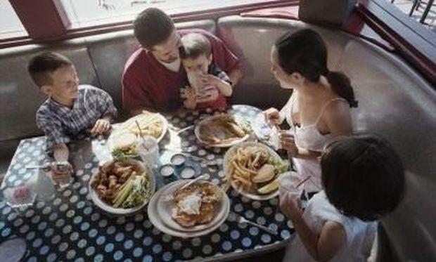 Πάρτι σε εστιατόριο