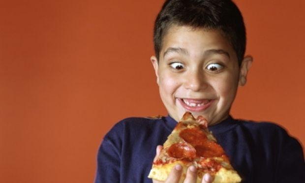 Πίτσα της στιγμής με αραβική πίτα!