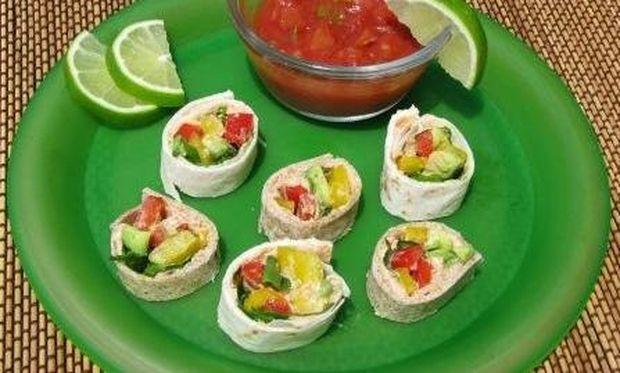 Φτιάξτε ρολά από «σούσι»