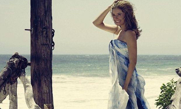 Mira Sorvino: Θέλω να κρατήσω τα παιδιά μου μακριά από τον κόσμο του Χόλιγουντ
