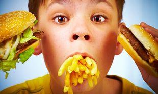 Απομακρύνετε τα παιδιά σας από το πρόχειρο φαγητό