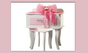 Κουτί βάφτισης που γίνεται μπουντουάρ για τη μικρή σας πριγκίπισσα