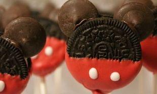 Νόστιμα γλειφιτζούρια Mickey Mouse!