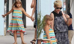 Michelle Williams: Με την κόρη της για ψώνια!