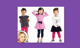 Η Christina Applegate παρουσιάζει τα δικά της σχέδια για παιδικά ρούχα