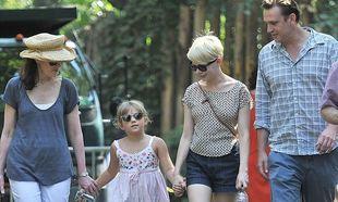 Michelle Williams: Βόλτες στο ζωολογικό κήπο με την Matilda