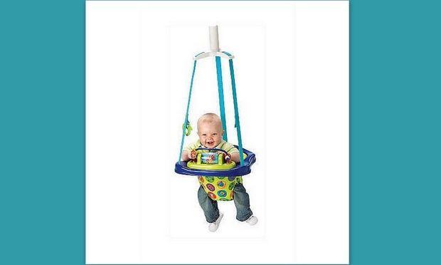 Επικίνδυνη η στράτα για τα πρώτα βήματα του μωρού σας