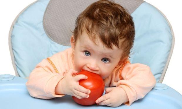 Ντομάτα η θαυματουργή για την υγεία των παιδιών σας!