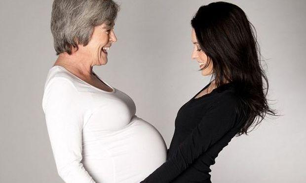 Μία ξεχωριστή ιστορία παρένθετης μητέρας