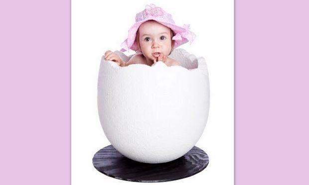 Αυγό: Η πιο ολοκληρωμένη τροφή για τα παιδιά σας!