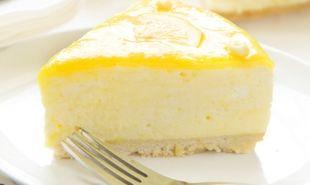 Μια διαφορετική lemon pie για παιδιά!