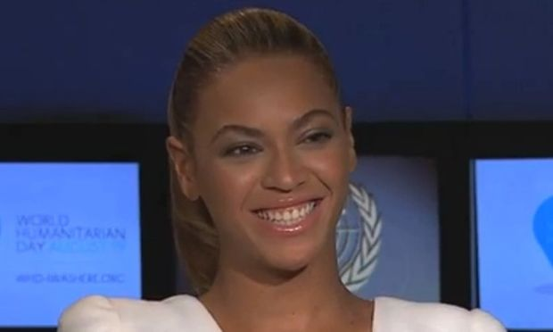 Beyonce: Τρελαινόμαστε να αλλάζουμε πάνες