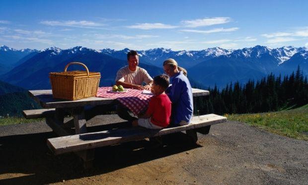 Πρόταση για διασκέδαση: Μία μέρα στο βουνό