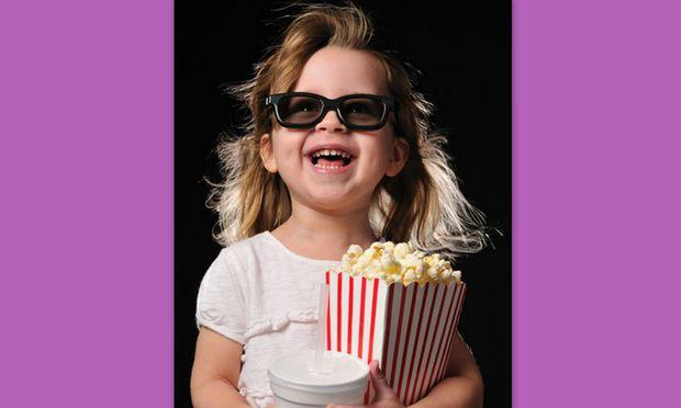 Η πρώτη ταινία του παιδιού σας!