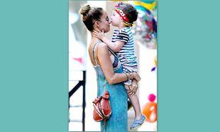 Nicole Richie: Τρυφερές στιγμές με τον Sparrow