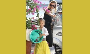 Jessica Alba: Για ψώνια με την κόρη της!