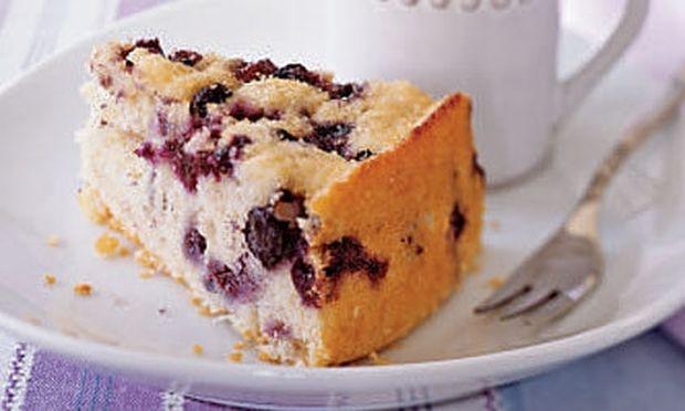 Κέικ από βατόμουρα!
