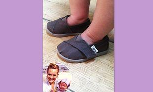 Τα απίστευτα παπουτσάκια του γιου της Hilary Duff