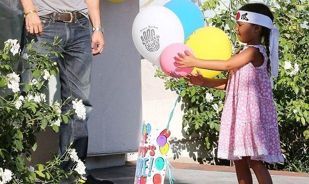 Halle Berry: Με την… Karate Kid – κόρη της σε παιδικό πάρτι