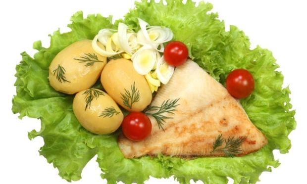 Φιλέτο γλώσσας με σάλτσα λαχανικών