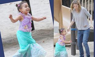 Ellen Pompeo: Στιγμές παιχνιδιού με την κόρη της