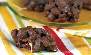 Η σοκολάτα και τα φιστίκια στον καλύτερο τους συνδυασμό!