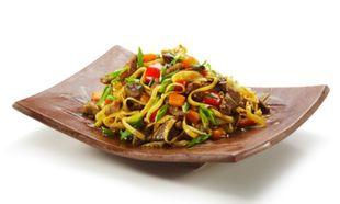 Είσαι κινεζάκι; Τρως τα νουντλς; Δοκιμάστε τα με λαχανικά!