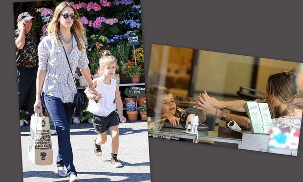 Jessica Alba: Αν και έχει πολλή δουλειά, αφιερώνει χρόνο στην κόρης της!
