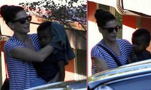 Sandra Bullock: Τρυφερές στιγμές με τον γιο της!