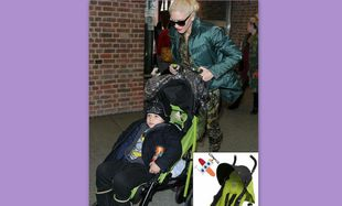 Το οικολογικό καροτσάκι του γιου της Gwen Stefani