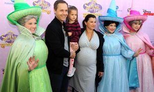 Διάσημοι σταρ με τα παιδιά τους στην πρεμιέρα της νέας πριγκίπισσας του Disney