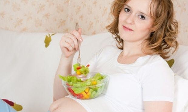Εννέα τροφές απαραίτητες για την εγκυμοσύνη!