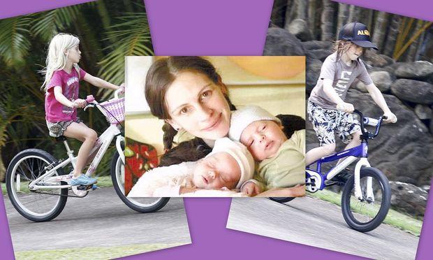 Τα δίδυμα της Julia Roberts έγιναν 8 ετών!