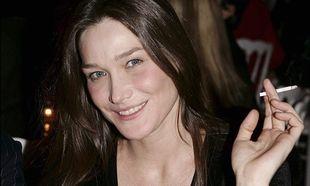 Carla Bruni: Τι ήταν αυτό που… λιγουρευόταν στη διάρκεια της εγκυμοσύνης της