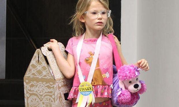 Το πιο αγαπημένο δώρο της Violet Affleck για τα γενέθλια της