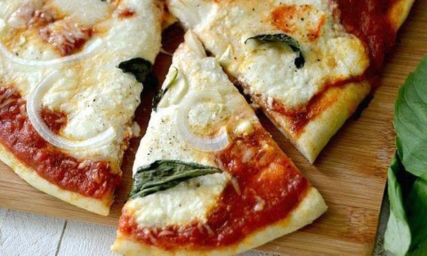 Πίτσα με γεύση… λαζάνια!