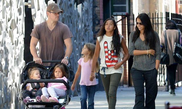 Matt Damon: Η πατρότητα μου απέδειξε ότι τα κορίτσια είναι πιο έξυπνα