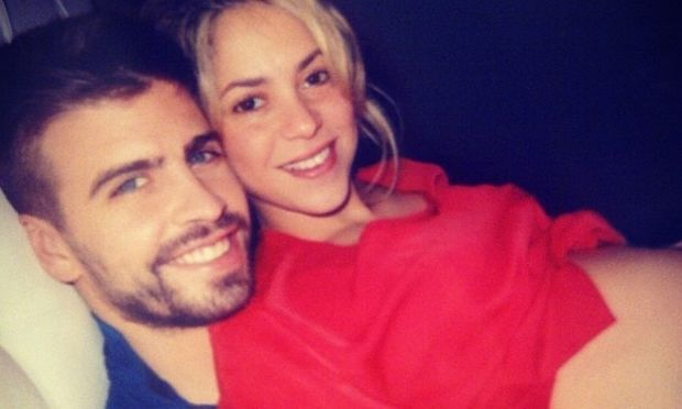 Shakira – Gerard Pique: Δείτε την… πρώτη φωτογραφία του μωρού τους!