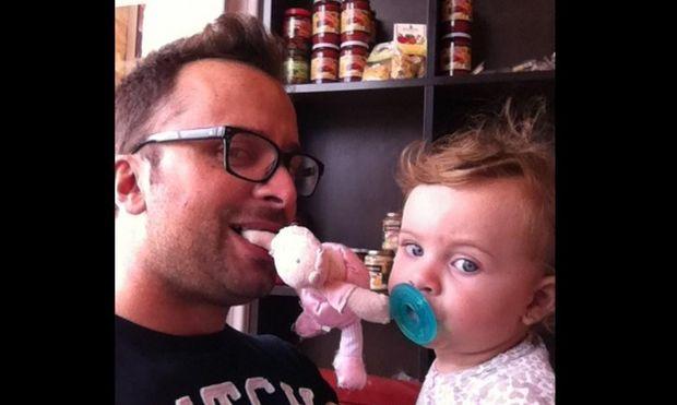 Γιώργος Λιανός: «Κάθε μέρα σκεφτόμαστε με την Ανθή να φύγουμε με το μωρό στην Αμερική»
