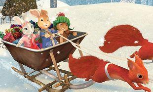 Το Nickelodeon παρουσιάζει τη Χριστουγεννιάτικη Ιστορία του Peter Rabbit