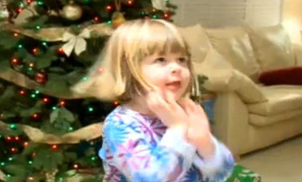 Βίντεο: Η «νυσταγμένη» Erica τραγουδά…