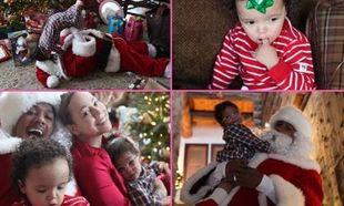 Χριστουγεννιάτικες στιγμές με τη Mariah Carey, τον Nick Cannon και τα δίδυμα